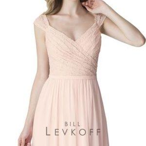 Bill Levkoff bridesmaid dress 1250